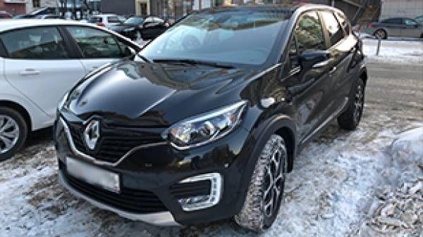 Renault Kaptur 2017