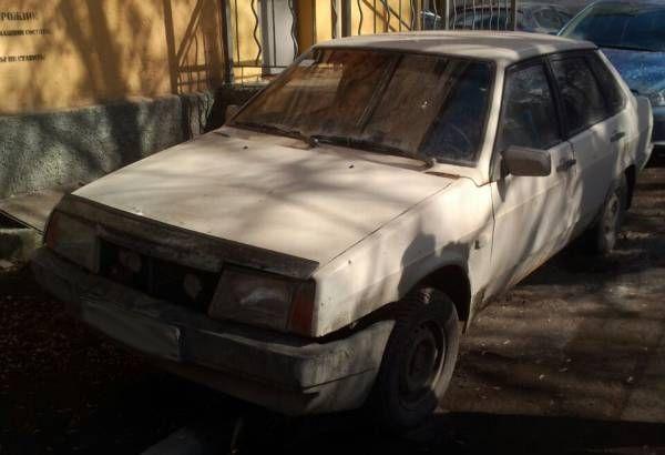 ВАЗ 21099 1991