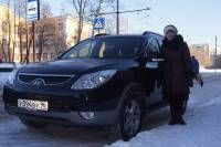 Отзыв о продаже Hyundai Santa Fe